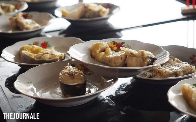 Ikan Patin menu RM Paliat