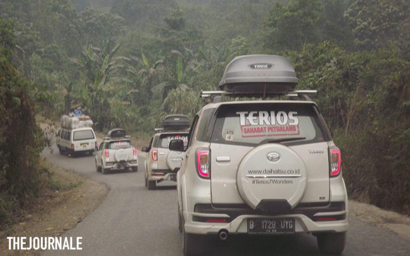 Road Trip Terios 7 Wonder di Kalimantan Selatan