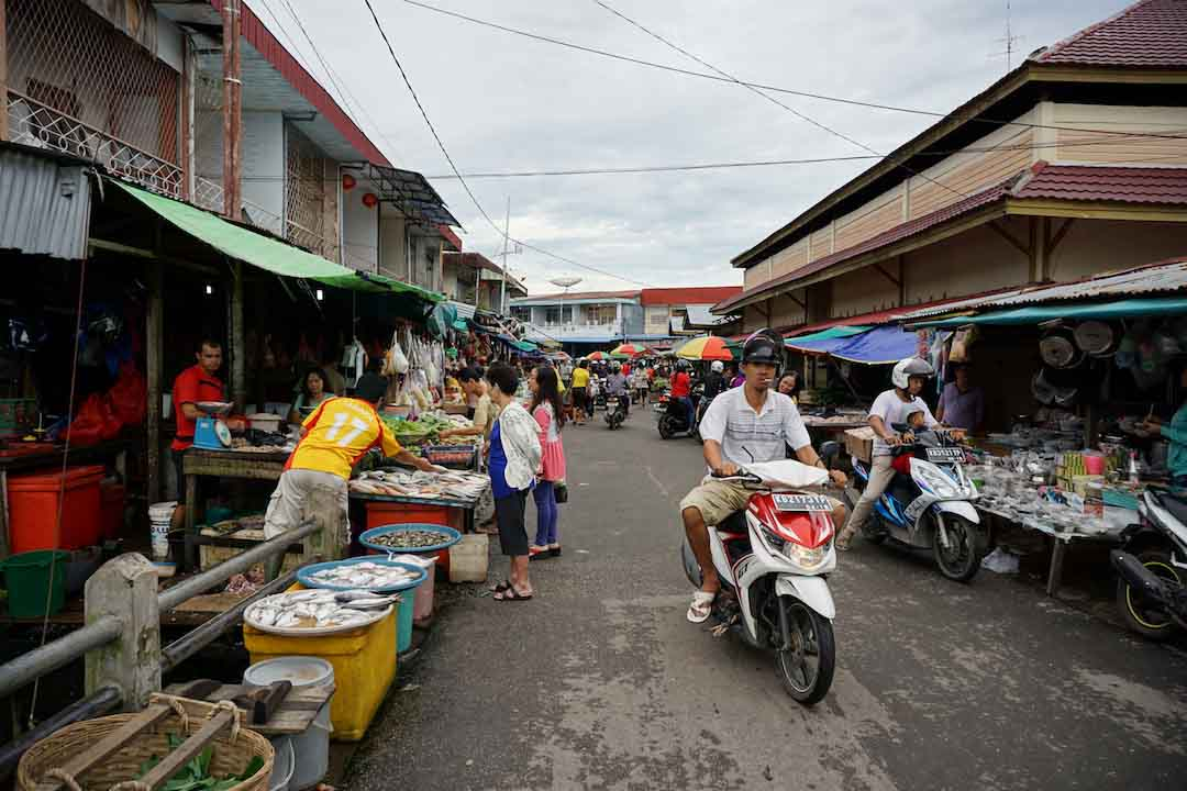 Pasar Turi Singkawang