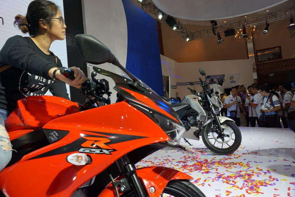 Bergaya Sporty dengan Motor Sport Suzuki