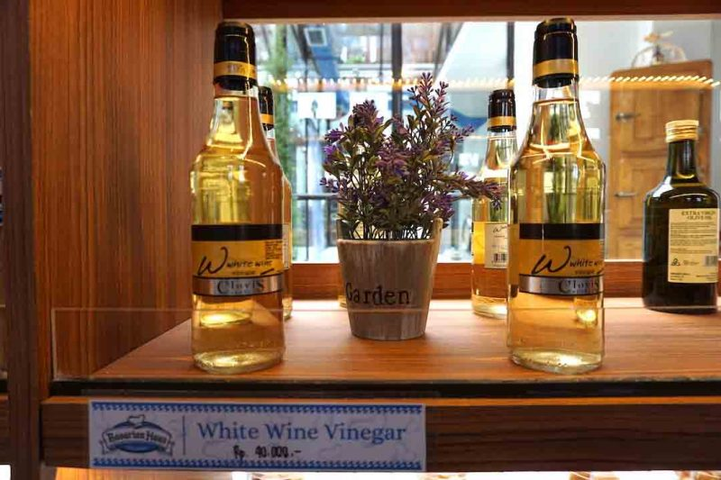White Wine di Bavarian Haus