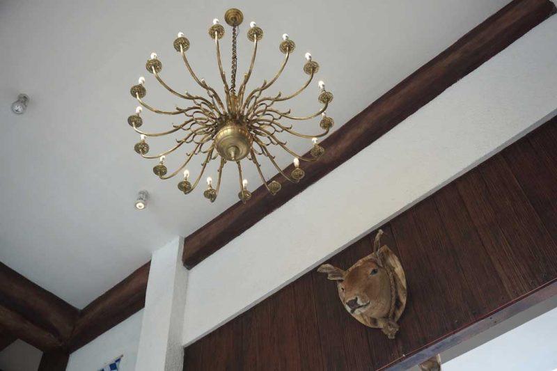 Interior Bavarian Haus Puncak