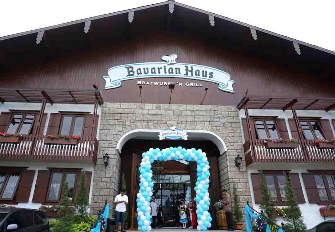 7 Alasan untuk Mampir ke Bavarian Haus Puncak