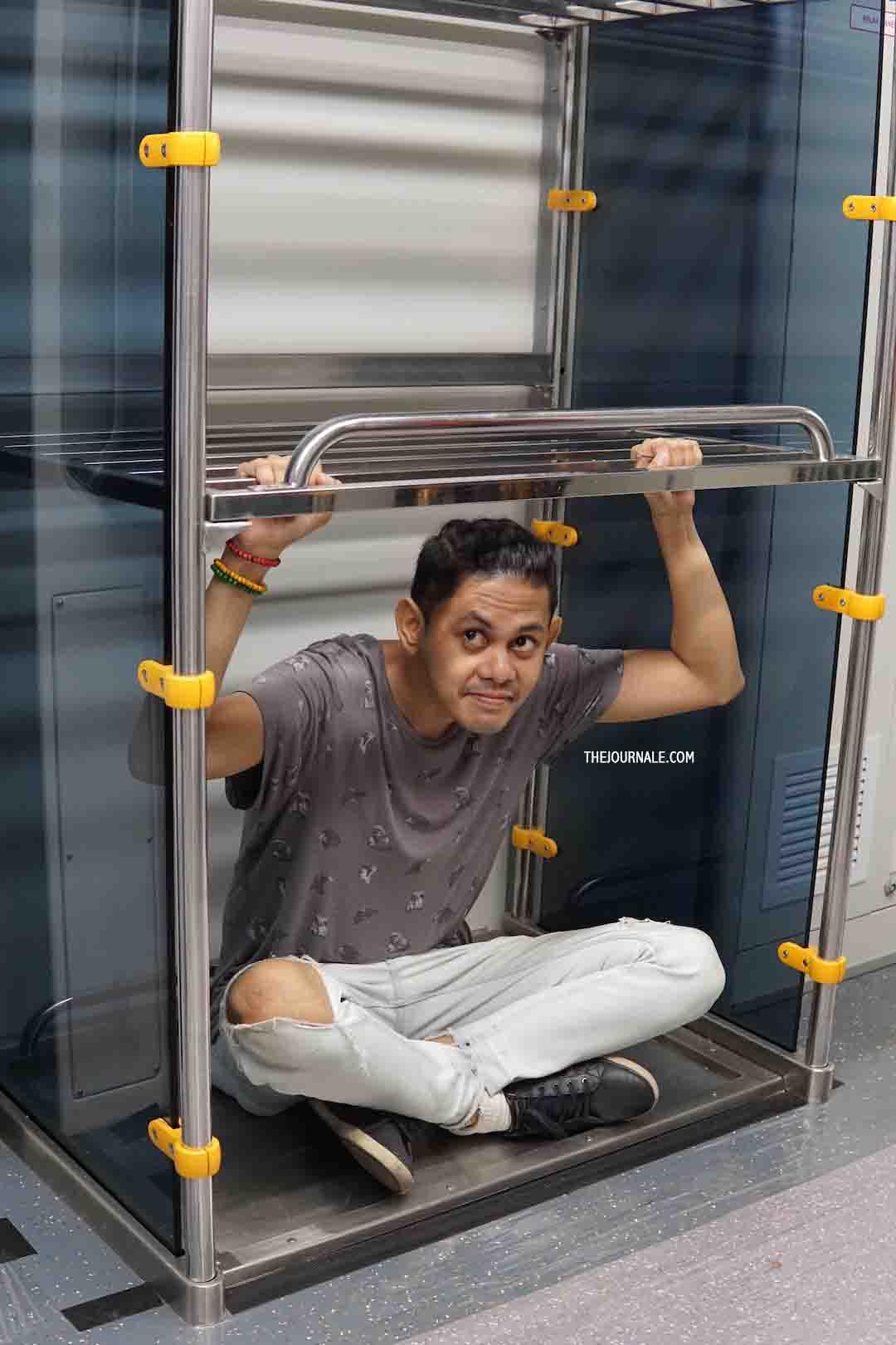 Asyiknya ke Bandara Soetta Naik Kereta [REVIEW]