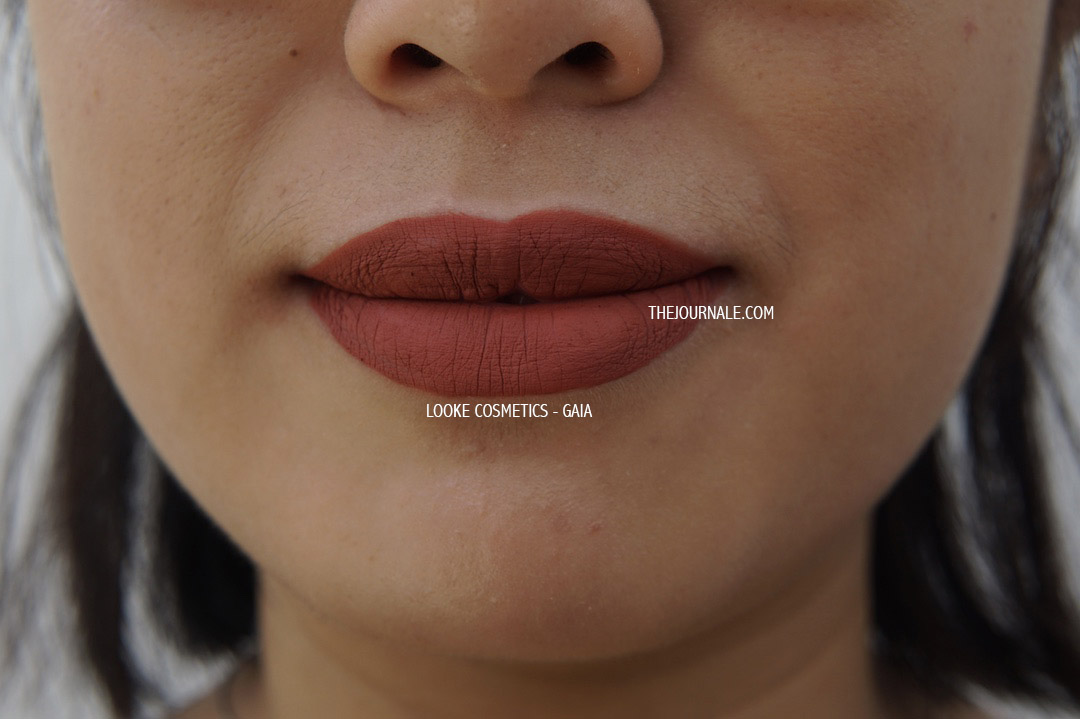 #CelebratingTheNewYou with Looke Cosmetics [REVIEW]
