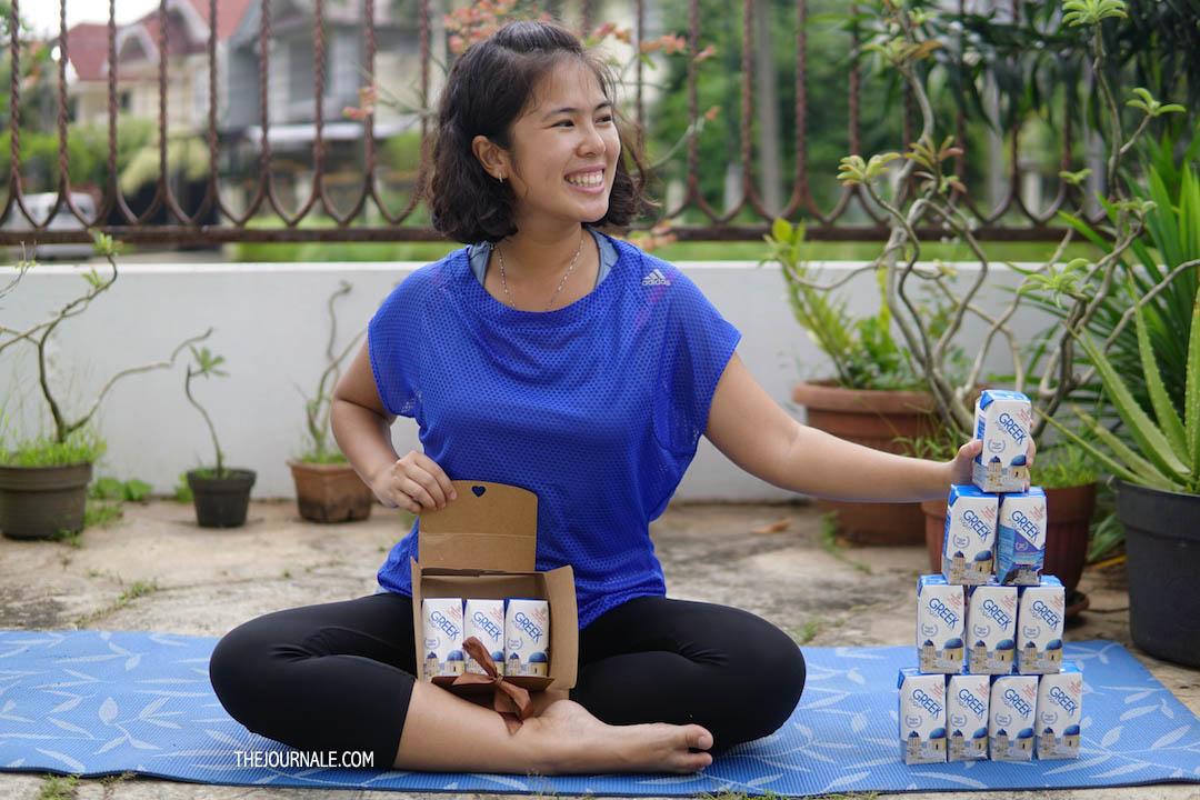 My #fitjourney : Belajar Hidup Sehat Setiap Saat