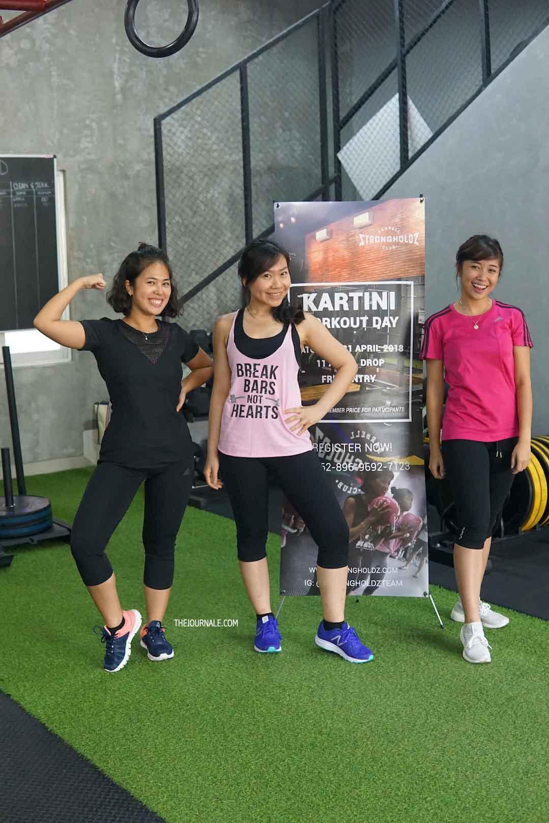 Jadi Strong Kartini di Hari Kartini!