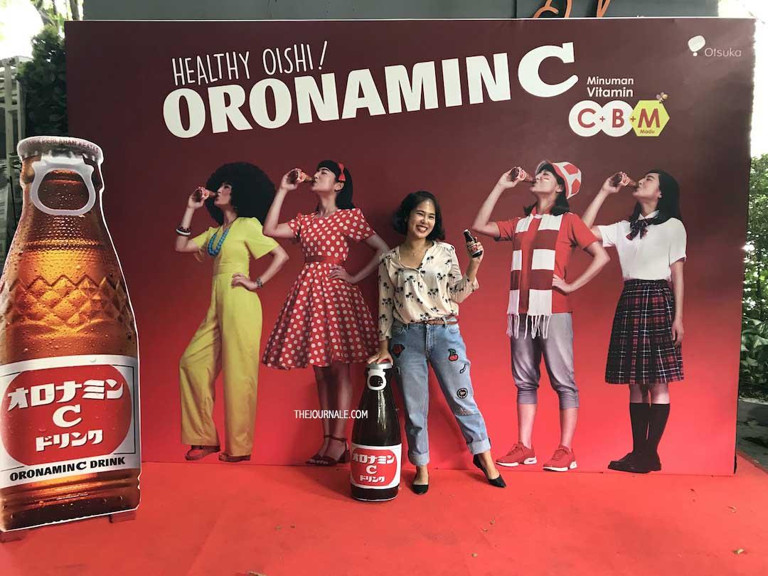 Kenalan sama Minuman Asli Jepang: Oronamin C [REVIEW]
