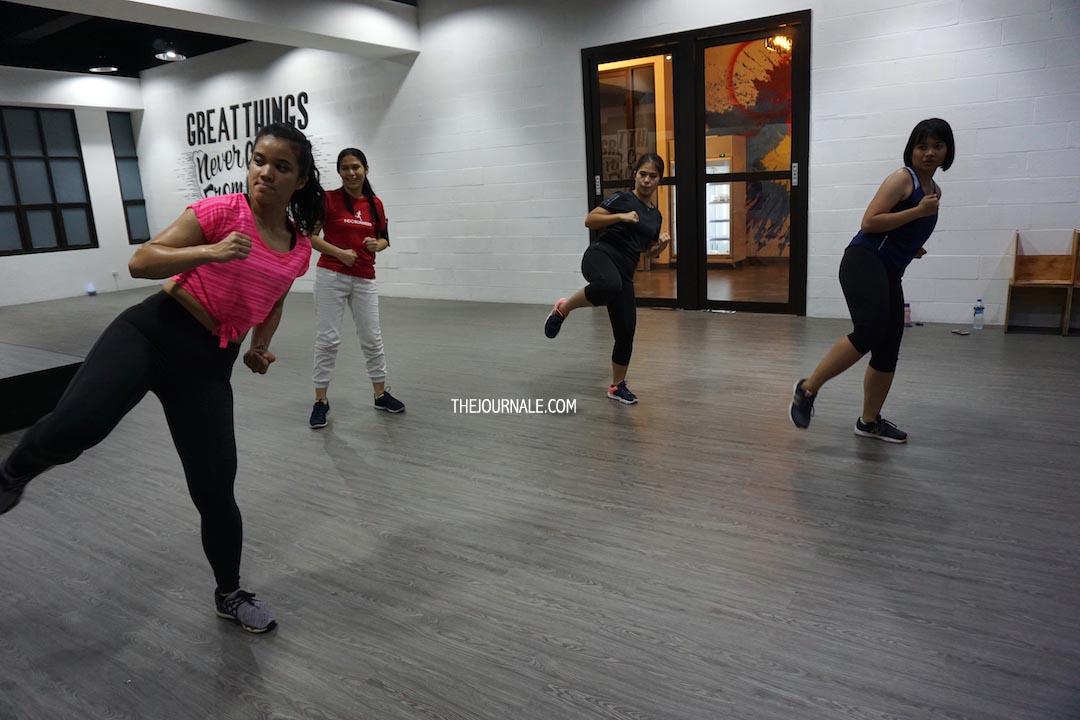 Nyobain Olahraga di Tiga Studio [REVIEW]
