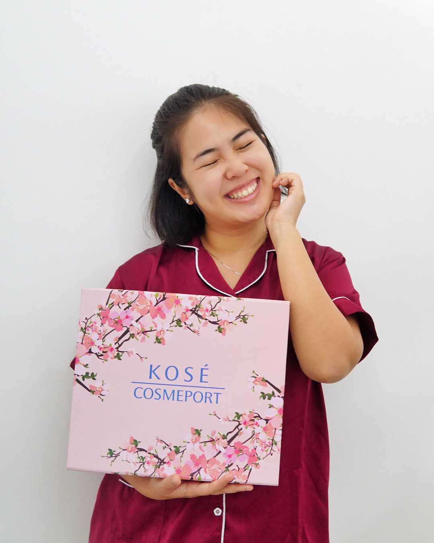 Masker KOSE Cosmeport Udah Ada di Indonesia! [REVIEW]