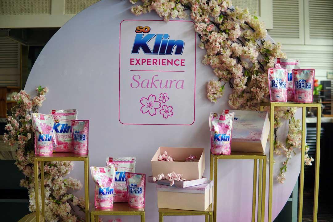 Serunya Experience Sakura Bareng So Klin